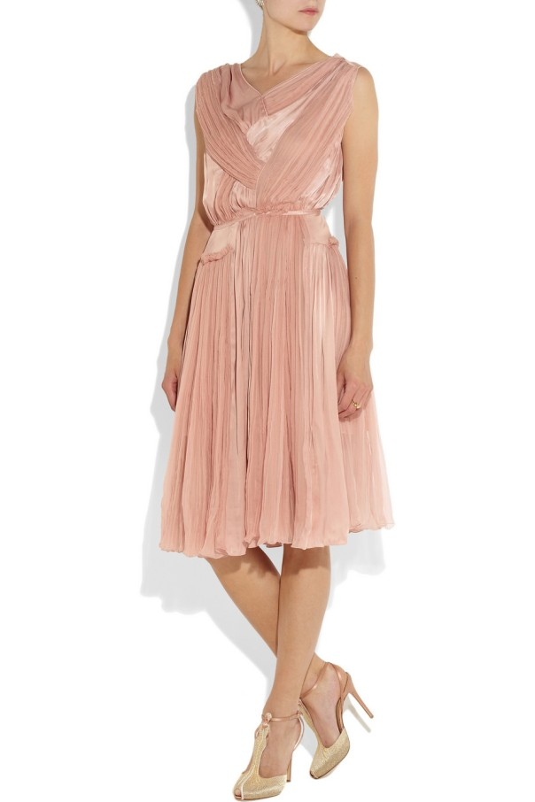 The Nina Ricci dress I'm in love with.