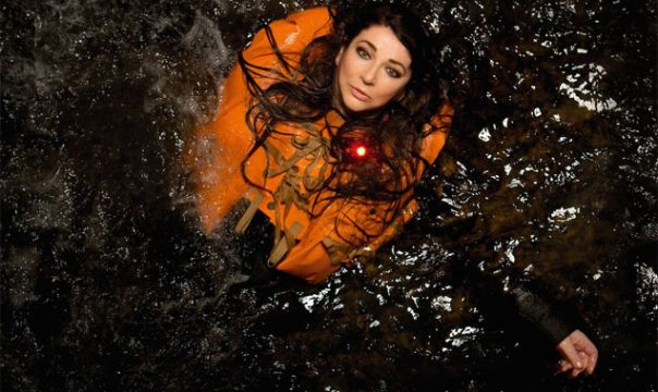 YESS, I know, I just found out about Kate Bush LIVE again!!